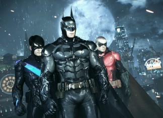 Nightwing DLC for Arkham Knight!