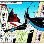Batman swings into action!