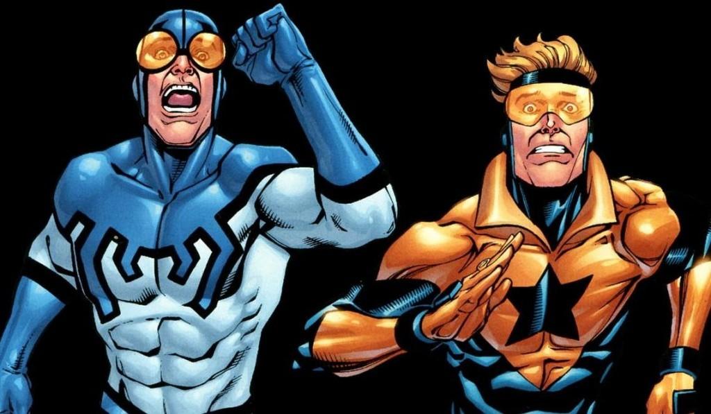 Best Buds in DC Comics