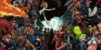 Civil War from Marvel Comics