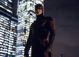 Netflix's Daredevil!