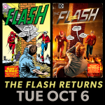 CW's special Flash Promo