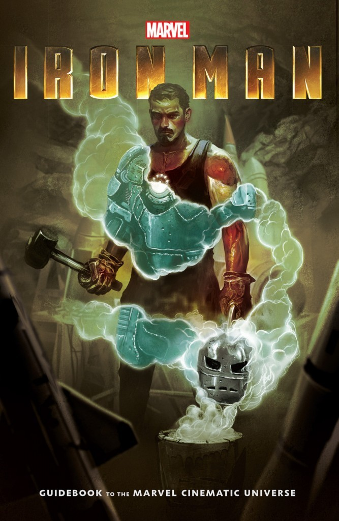 Marvel Cinematic Universe guidebook for Iron Man