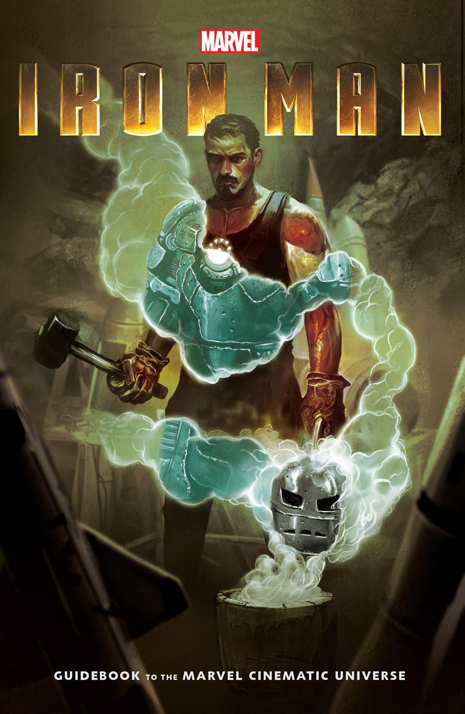 Cinematic Universe Guidebook staring the Hulk