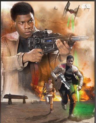 Force Awakens Finn