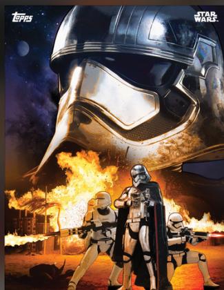 Force Awakens Captain Phasma