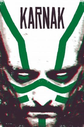 Karnak #1 from Marvel