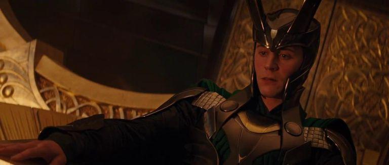 Tom Hiddleston speaks on Loki