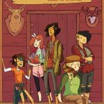 Lumberjanes Vol. 1 Cover
