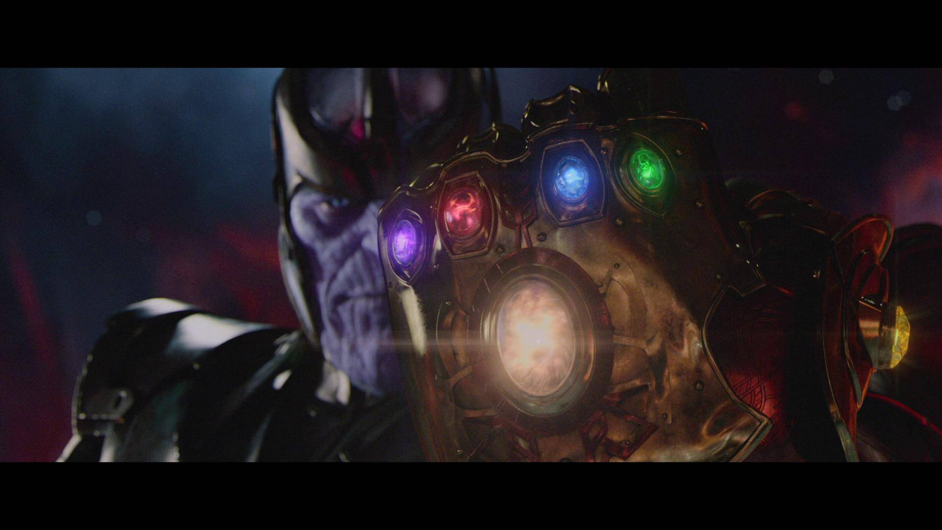 Check out this Thanos Teaser