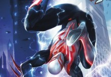 Spider-Man 2099 Comic Cover