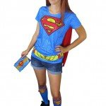 Supergirl & accessories