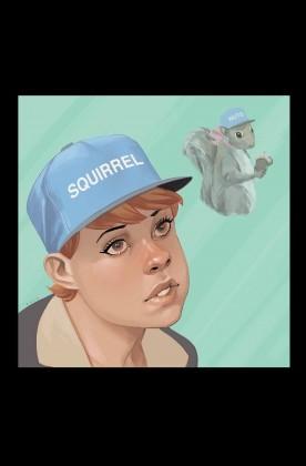 Hip Hop Variant for Squirrel Girl