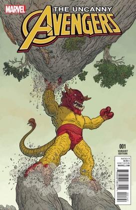 Prepare for Deadpool's Uncanny Avengers!