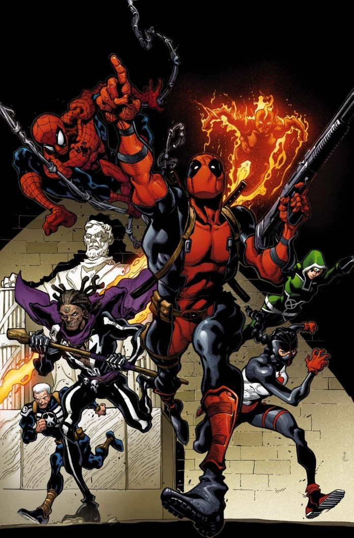 Uncanny Avengers and Deadpool