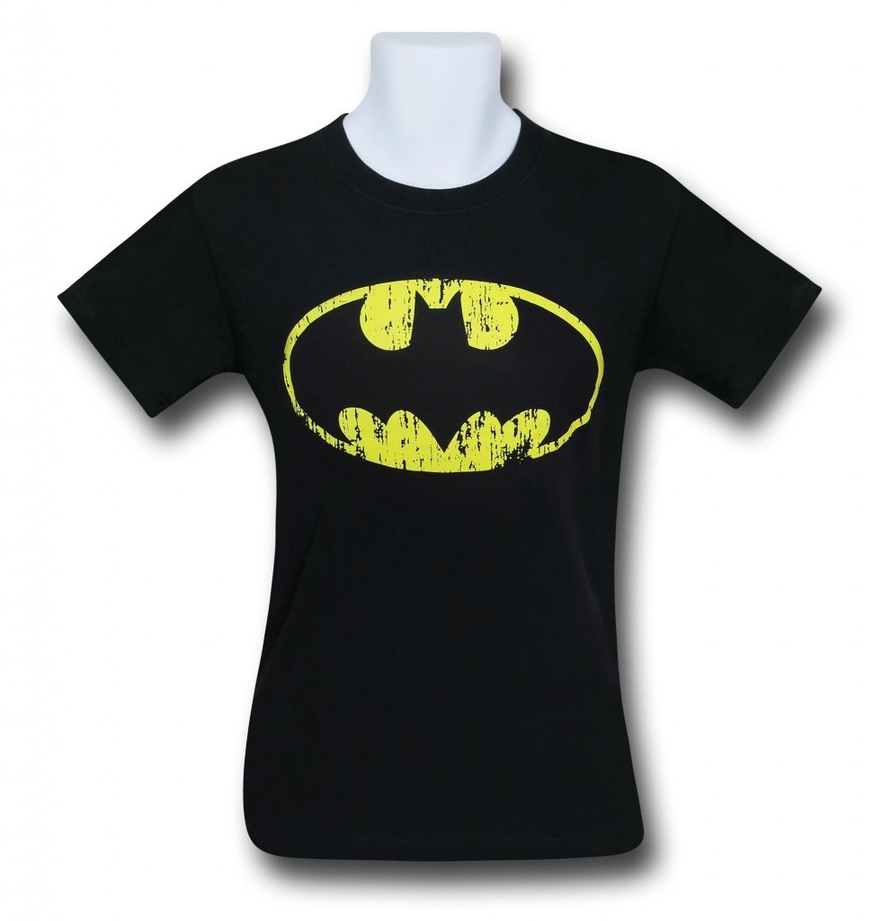 Old school Batman shirt