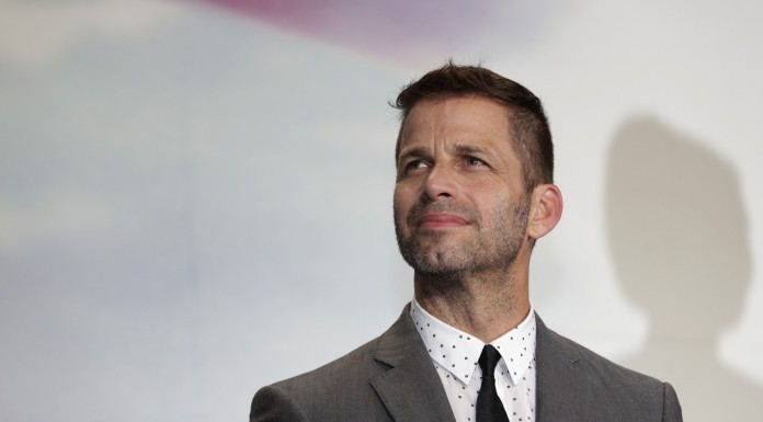 Zack Snyder looks to the future