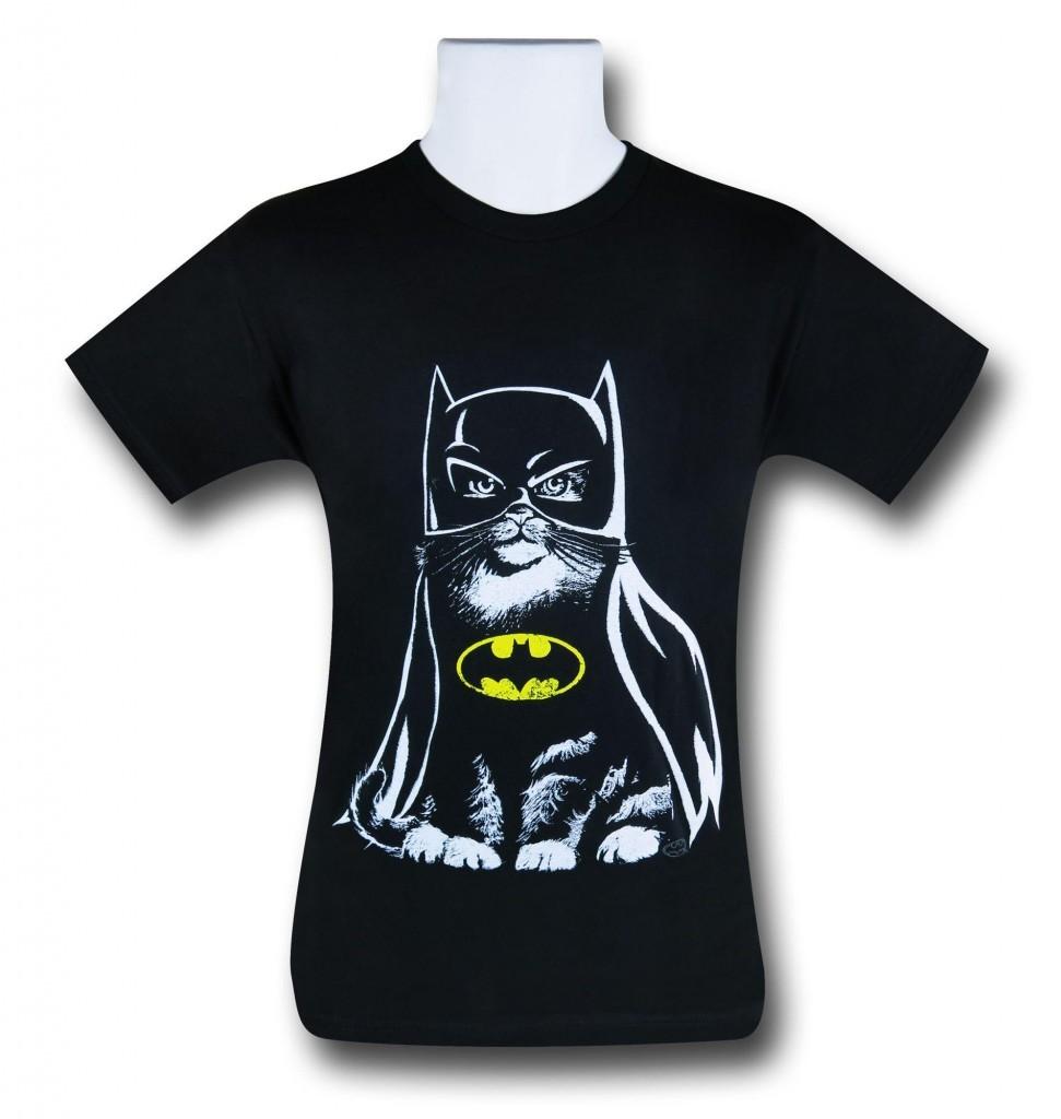 Batcat Shirt from Batman