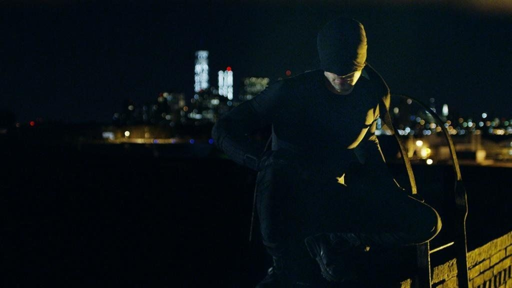 Charlie Cox is Daredevil