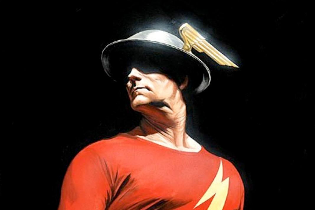 CW's special Flash Promo