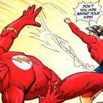 Jay Garrick slams Barry Allen