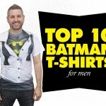 Top 10 Batman T-Shirts