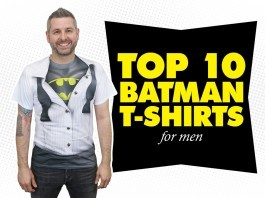 Top 10 Batman T-Shirts