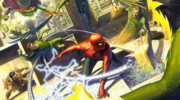 Sinister Six by Alex Ross