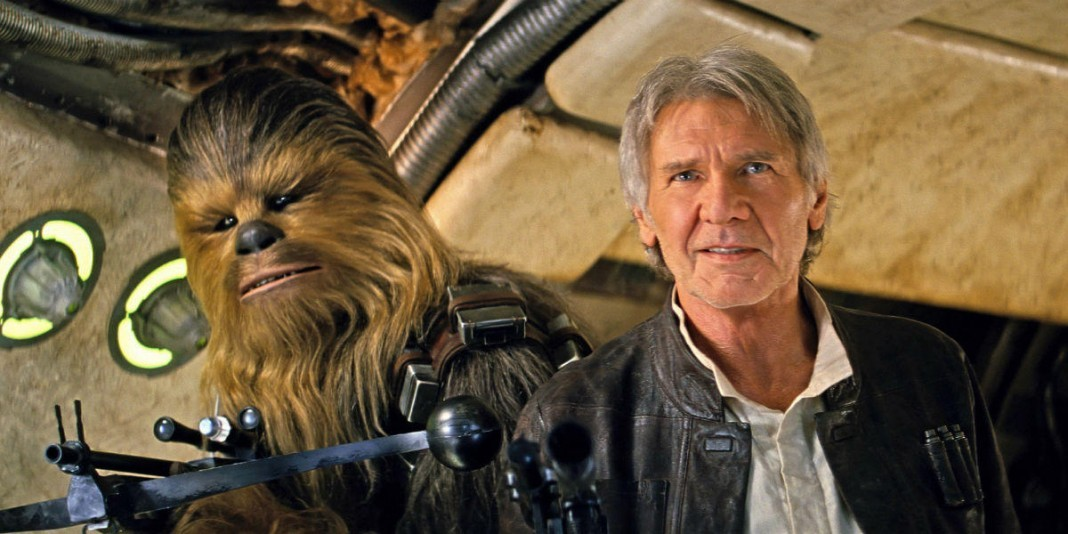 Star Wars: The Force Awakens Han