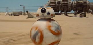 Force Awakens BB-8