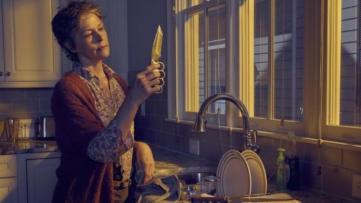 Carol from Walking Dead Season 6
