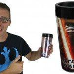 Star Wars: The Force Awakens Travel Mug!