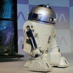 emote Controlled R2-D2 Fridge