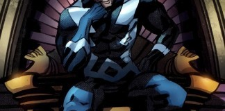 Vin Diesel as Black Bolt?