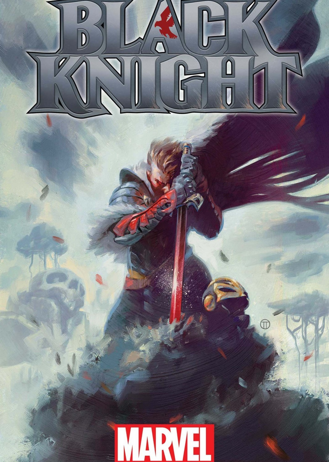 Black Knight Cover