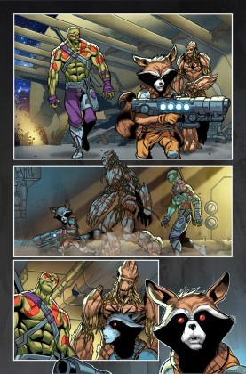 Unlettered Guardians preview