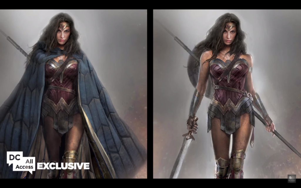 Dawn of Justice Wonder Woman