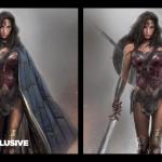 Dawn of Justice Wonder Woman