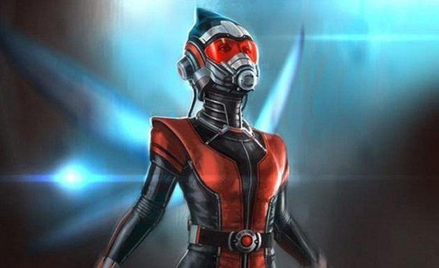 The Wasp Concept Art by Andy Park