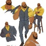 Power Man Comic