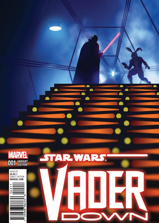 Darth Vader Vader Down Preview
