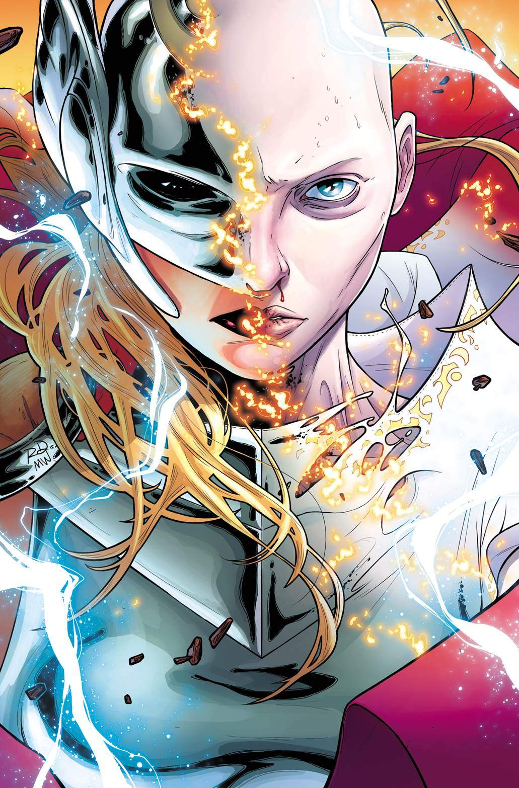 The Mighty Thor #1 Coipel Variant