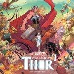 The Mighty Thor #1 Wraparound Gatefold Cover
