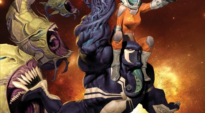 Venom Space Knight Cover