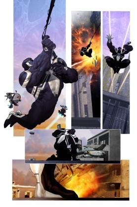 Unlettered Venom Preview