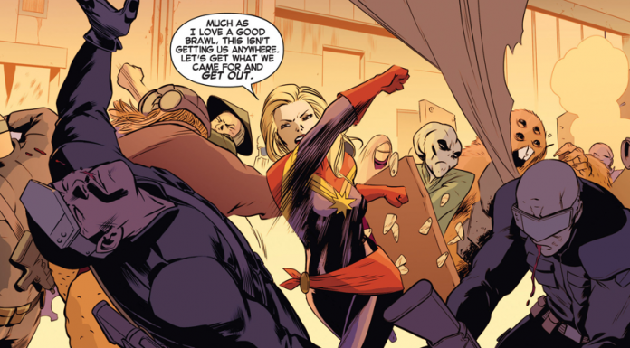 Ronda Rousey Wants to be Captain Marvel