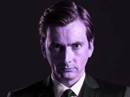 David Tennant as The Purple Man