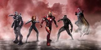 Iron Man's Civil War Side