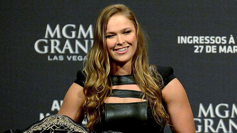 Ronda Rousey from UFC