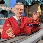 Mr Roger's trainset